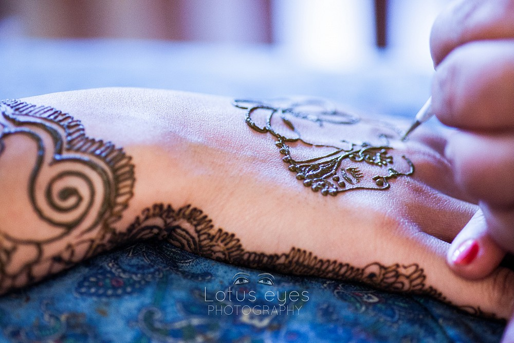 Mehndi Ceremony Meaning : Mehndi ceremony three day indian vedic wedding in san