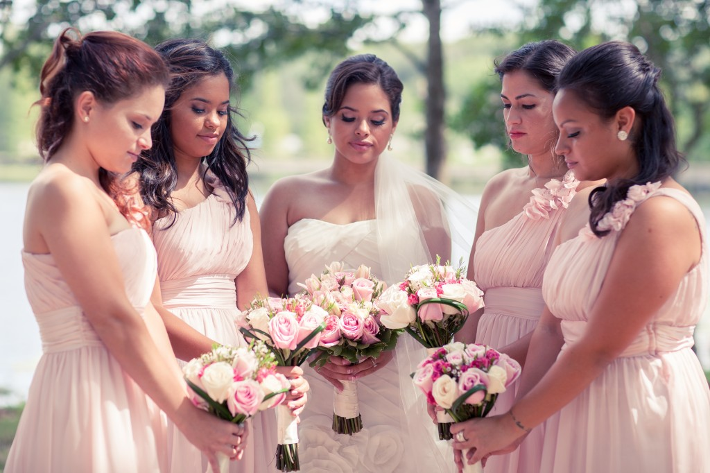 Pastel Wedding Orlando Photography blog