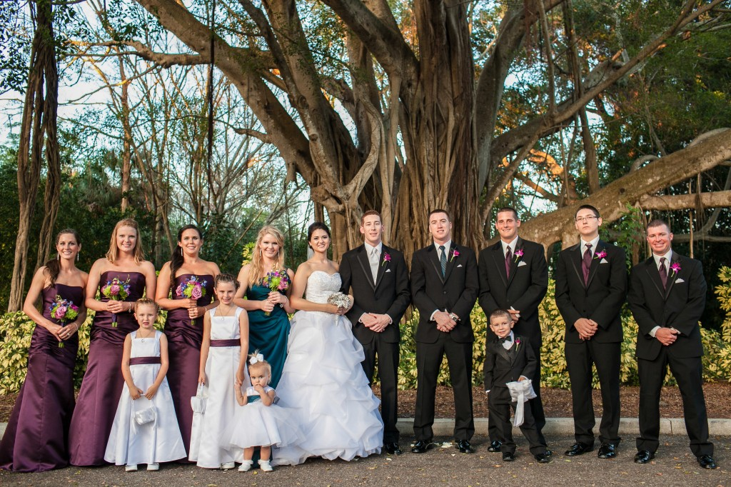 The Powel Crosley Estate Wedding Photographer