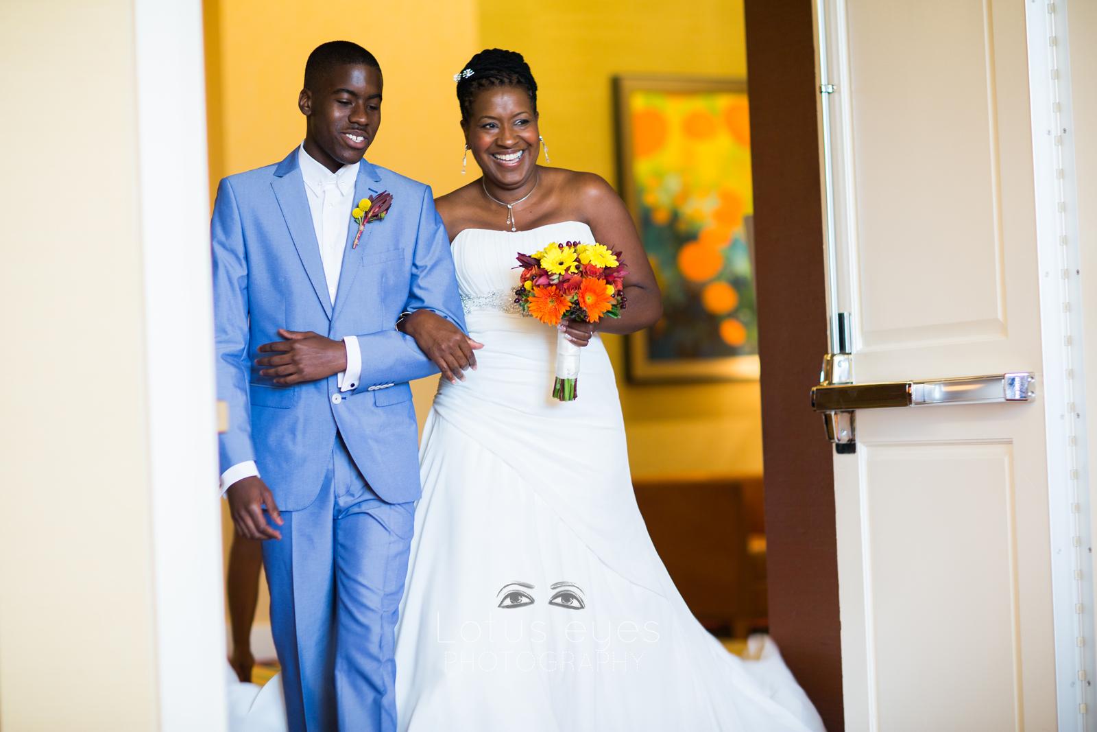 Orlando Bride Hilton