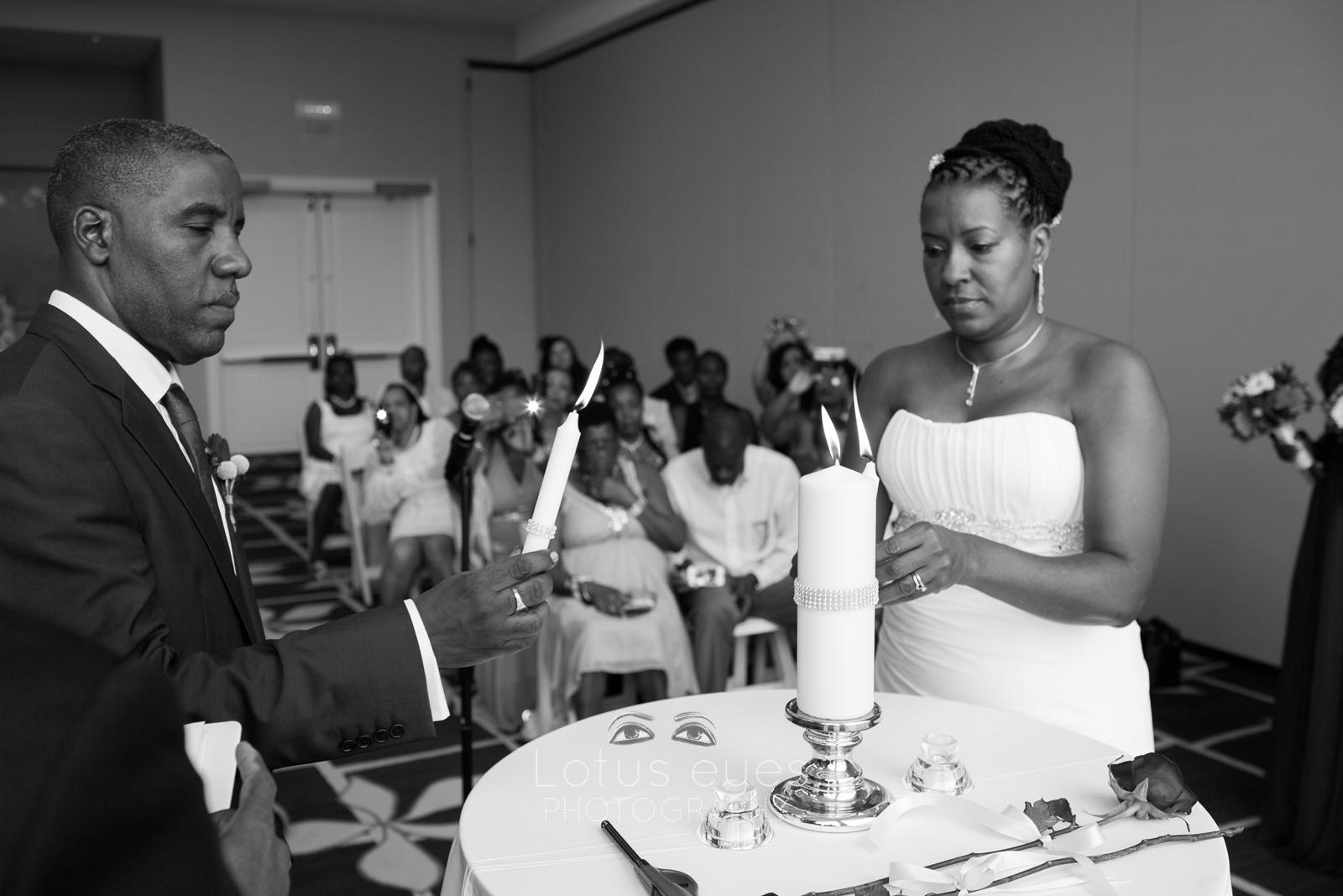 orlando black wedding photography