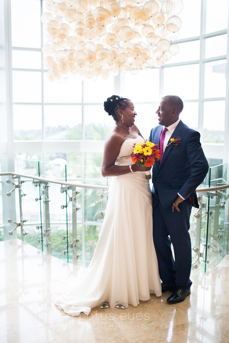Orlando Wedding Photography Hilton Orlando