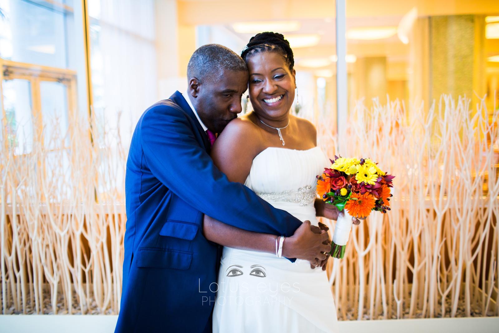 Hilton Orlando Wedding Photographer
