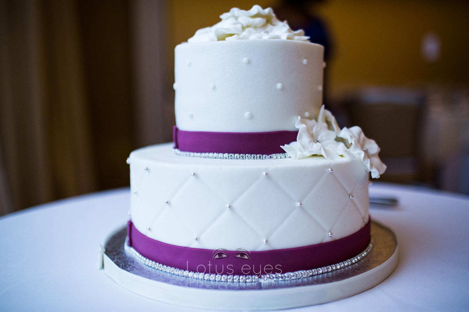 Orlando Wedding Cake