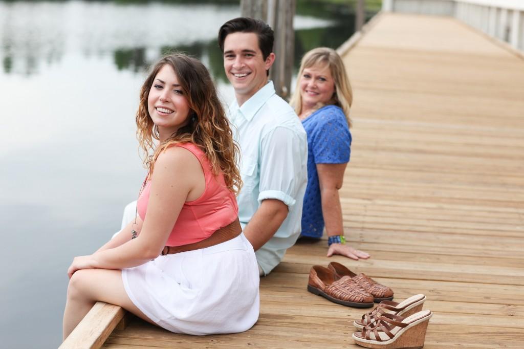 Winter Park Family Photo shoot