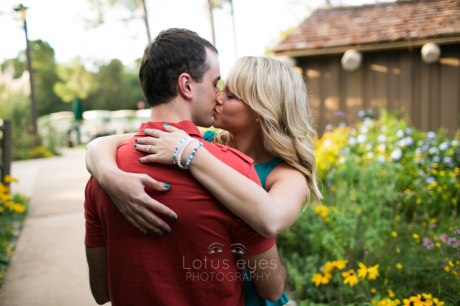 Orlando Engagment session