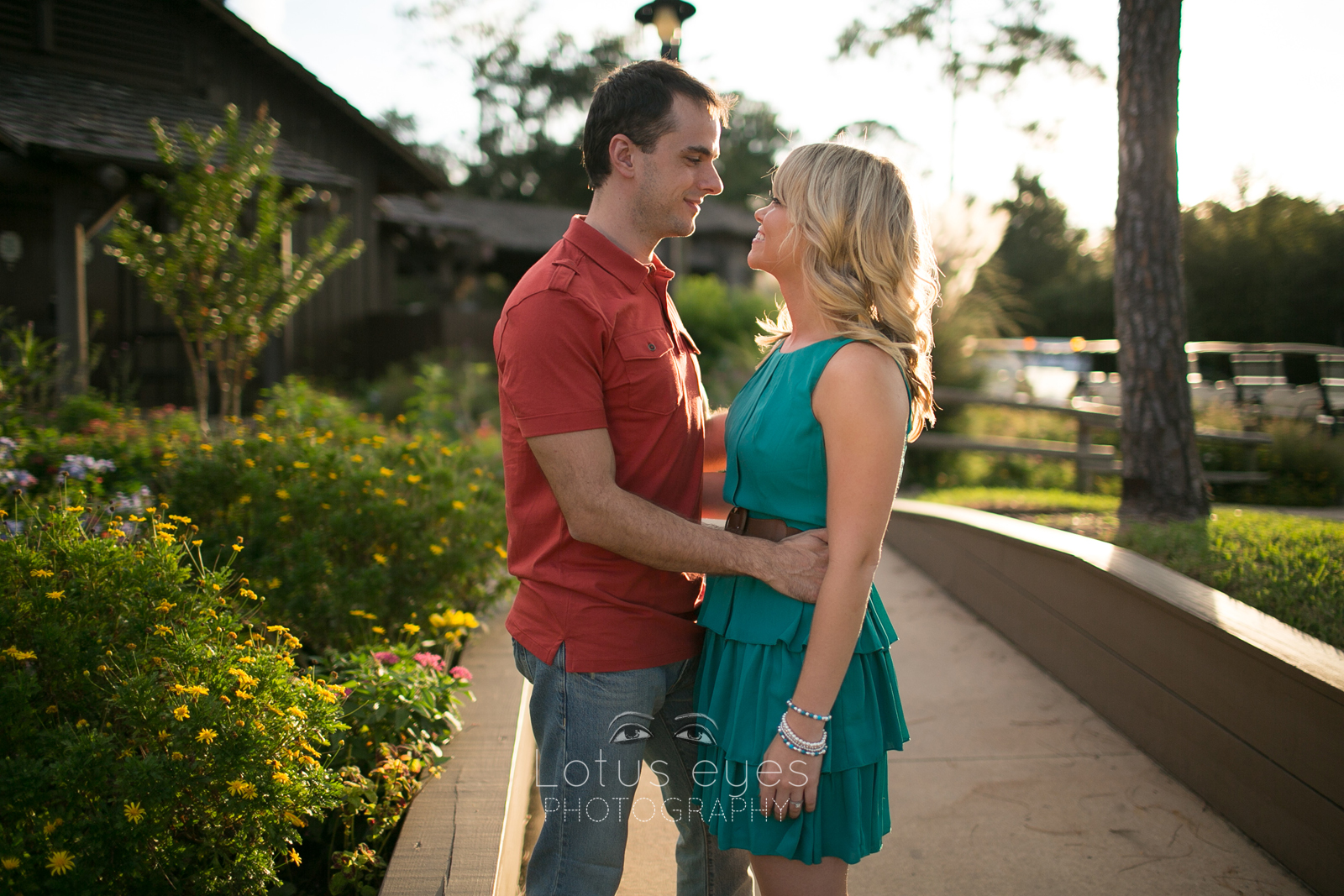 Orlando Engagement Photoshoot