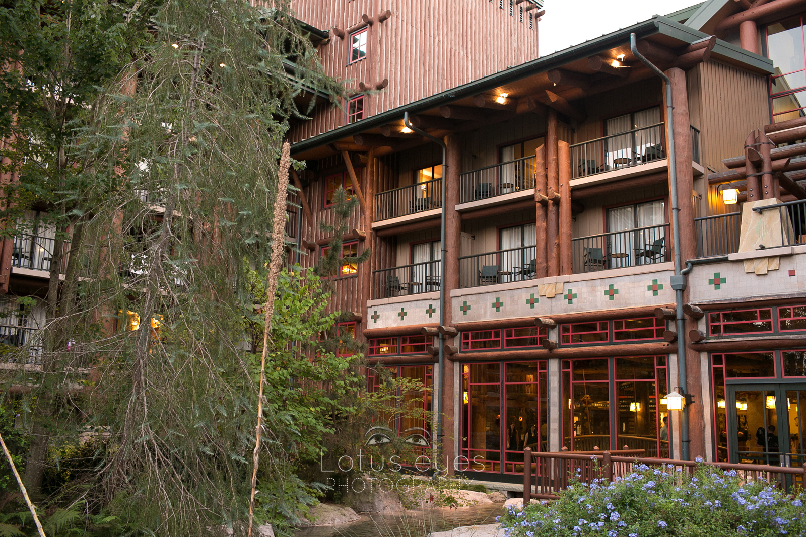 Disney Fort Wilderness Lodge