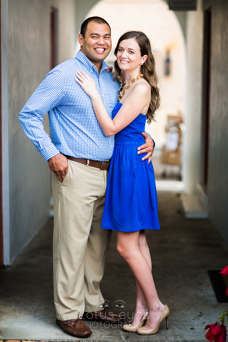 Winter Park Engagment Photoshoot