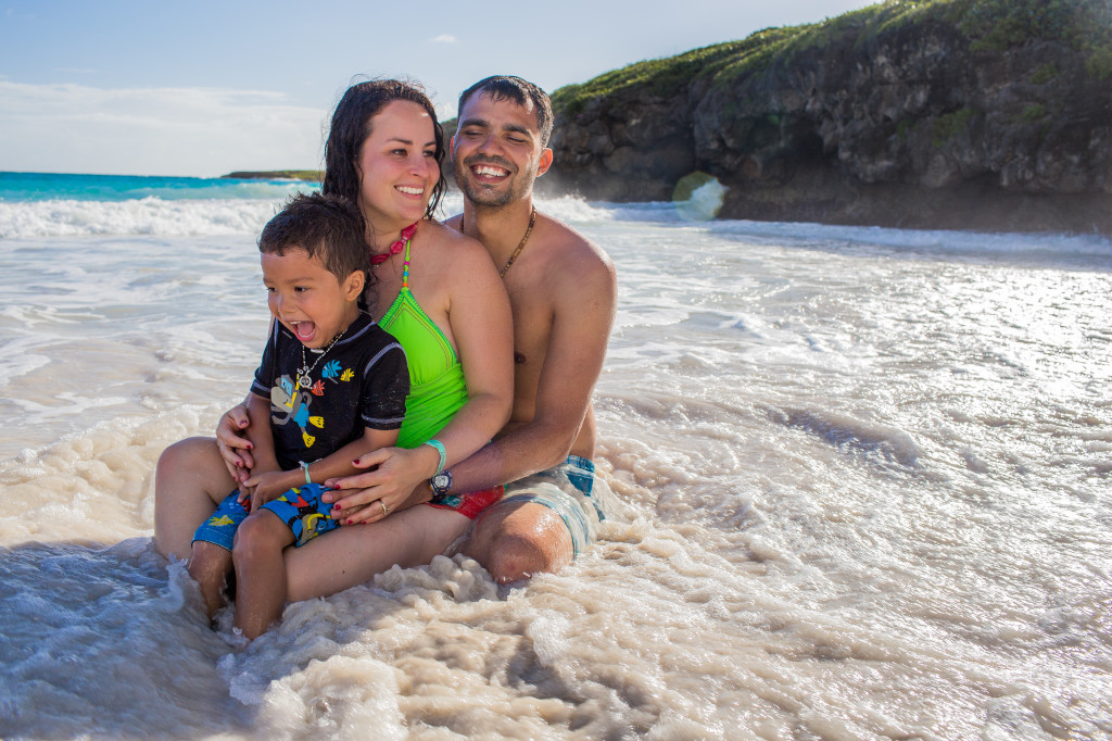 Family Photo shoot in Puerto Rico