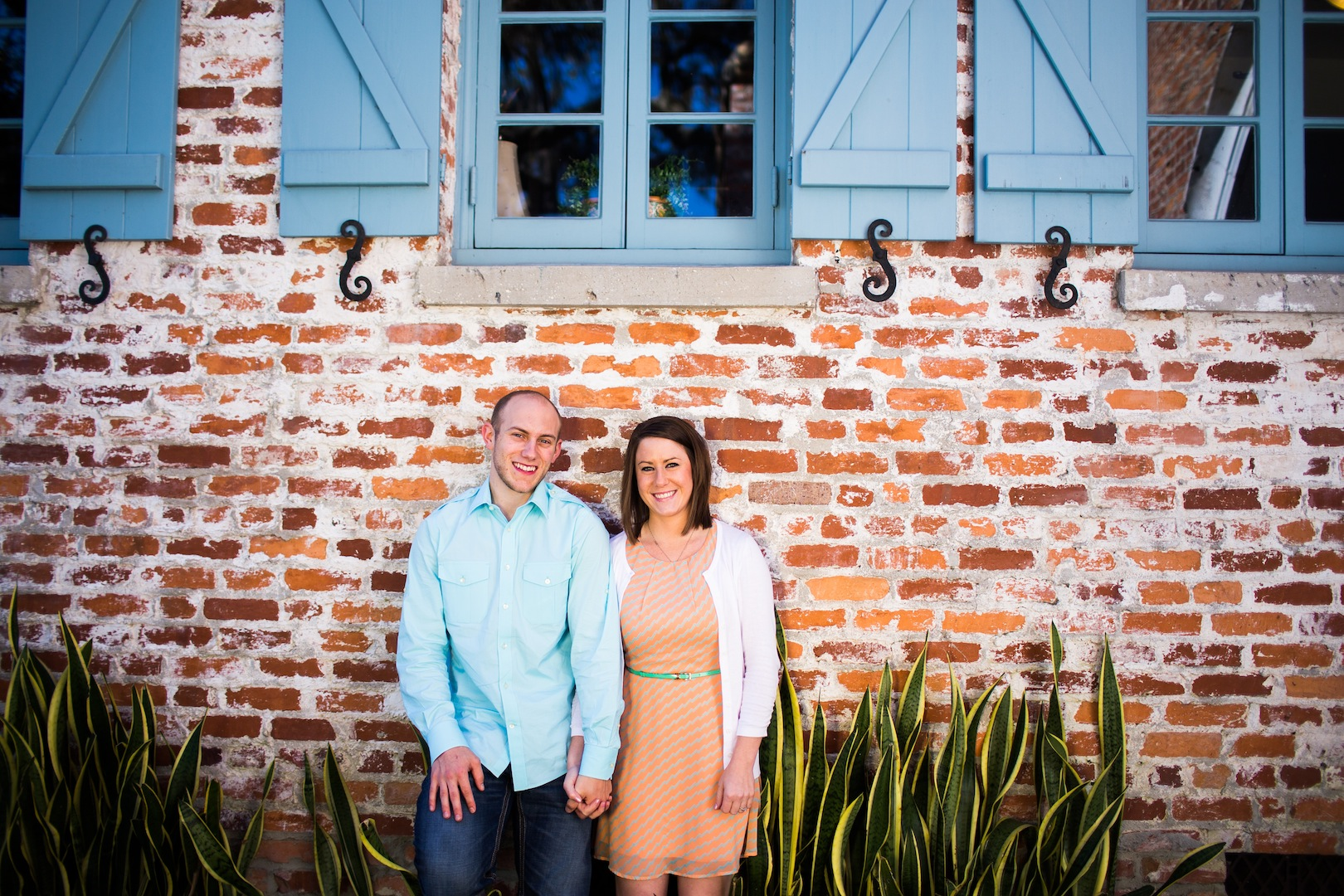 Orlando Engagement Photos