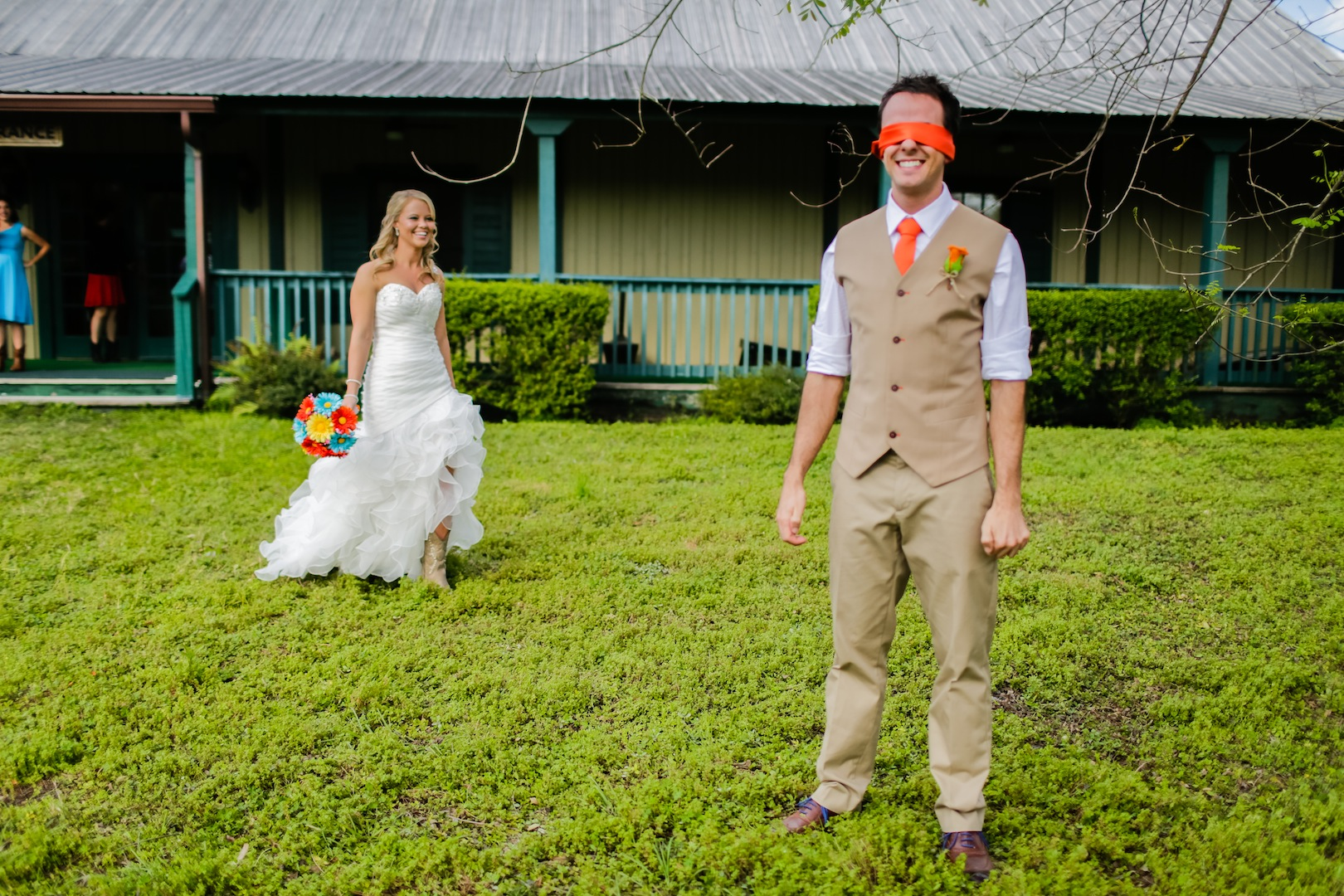 Lotus Eyes Photography. wedding at Florida Ecosafari