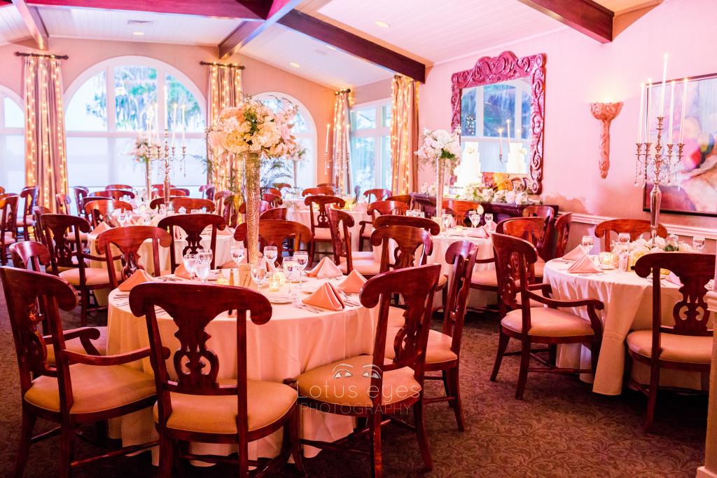 Winter Park Racquet club wedding