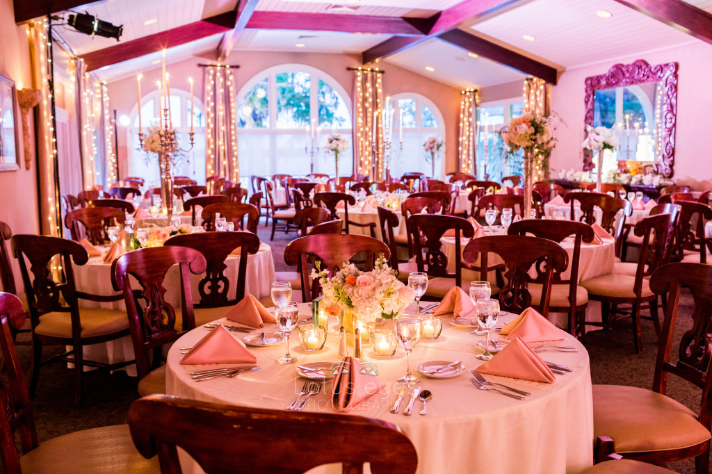 Winter Park Racquet club wedding