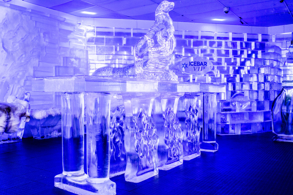 International Drive ICEBAR event photography