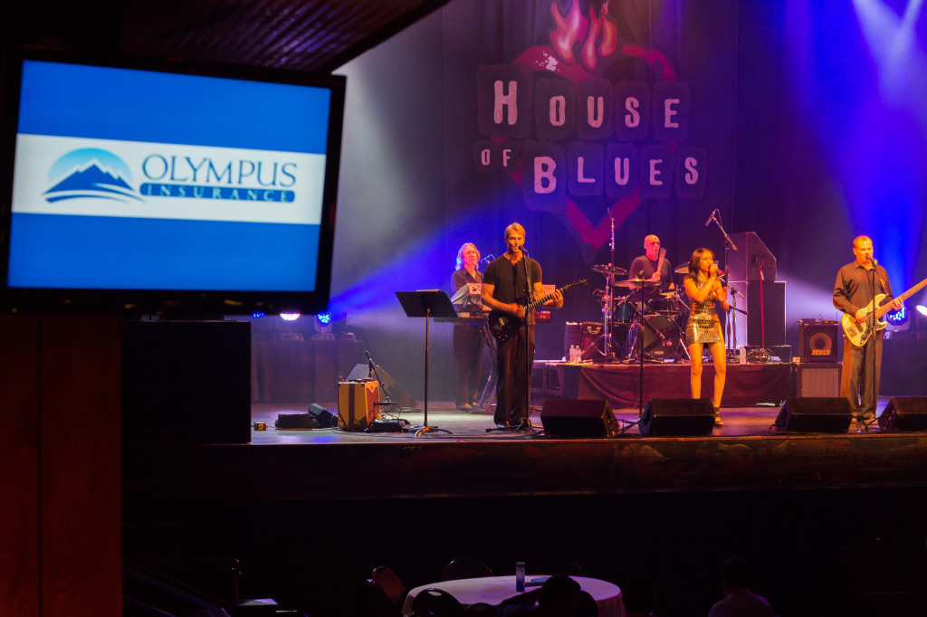 House of Blues Corporate event photographer