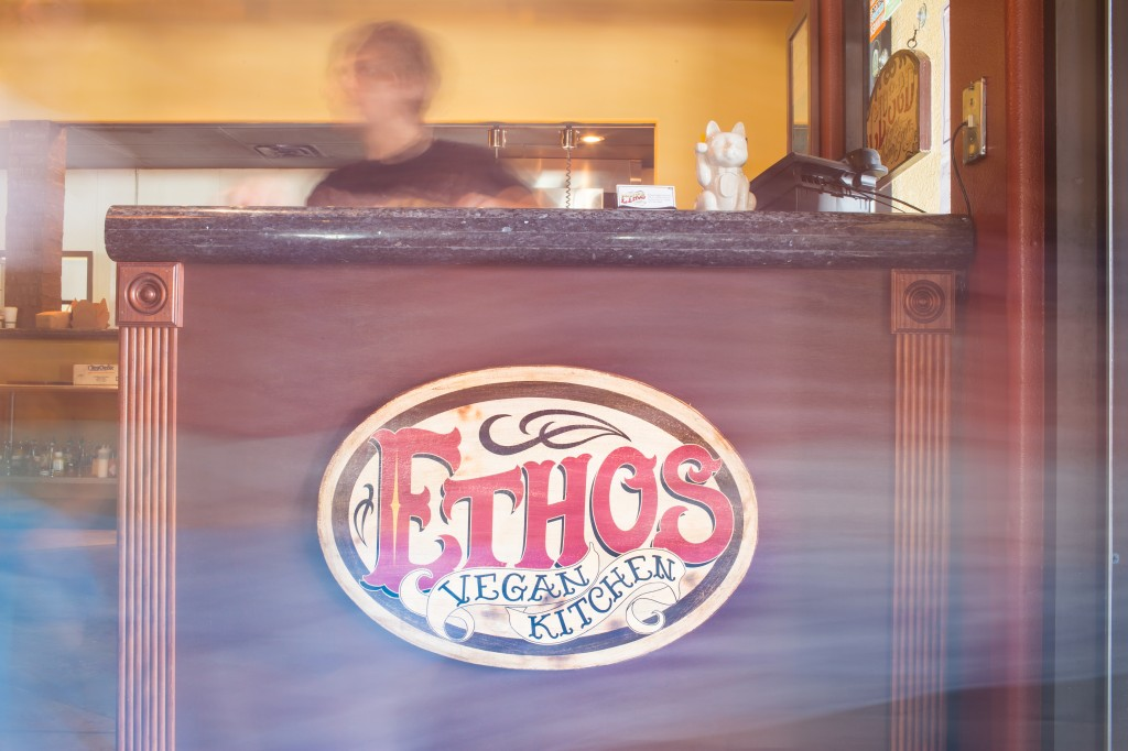 Venue Photography for Ethos Vegan Kitchen