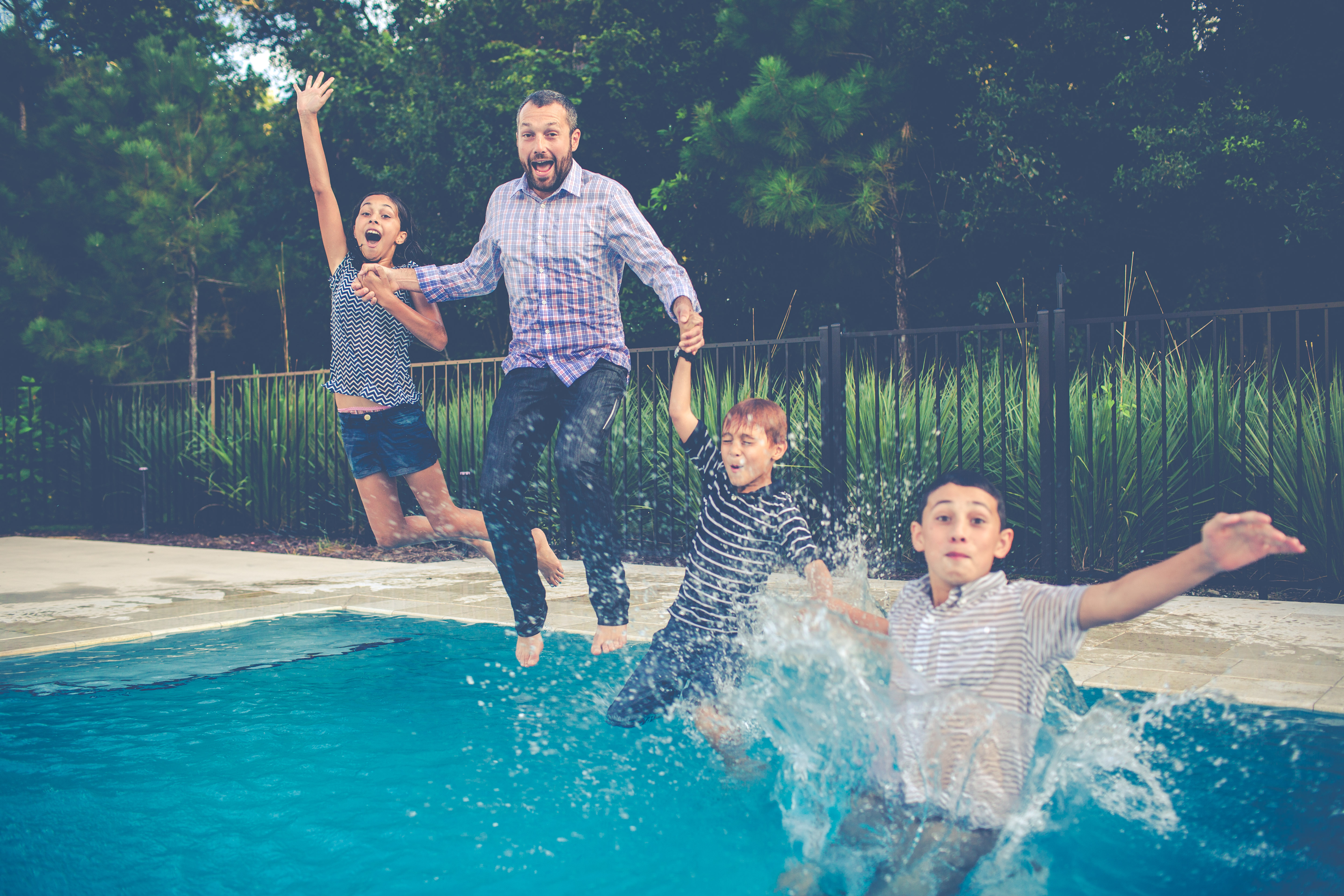 Family Shoot In Kissimmee