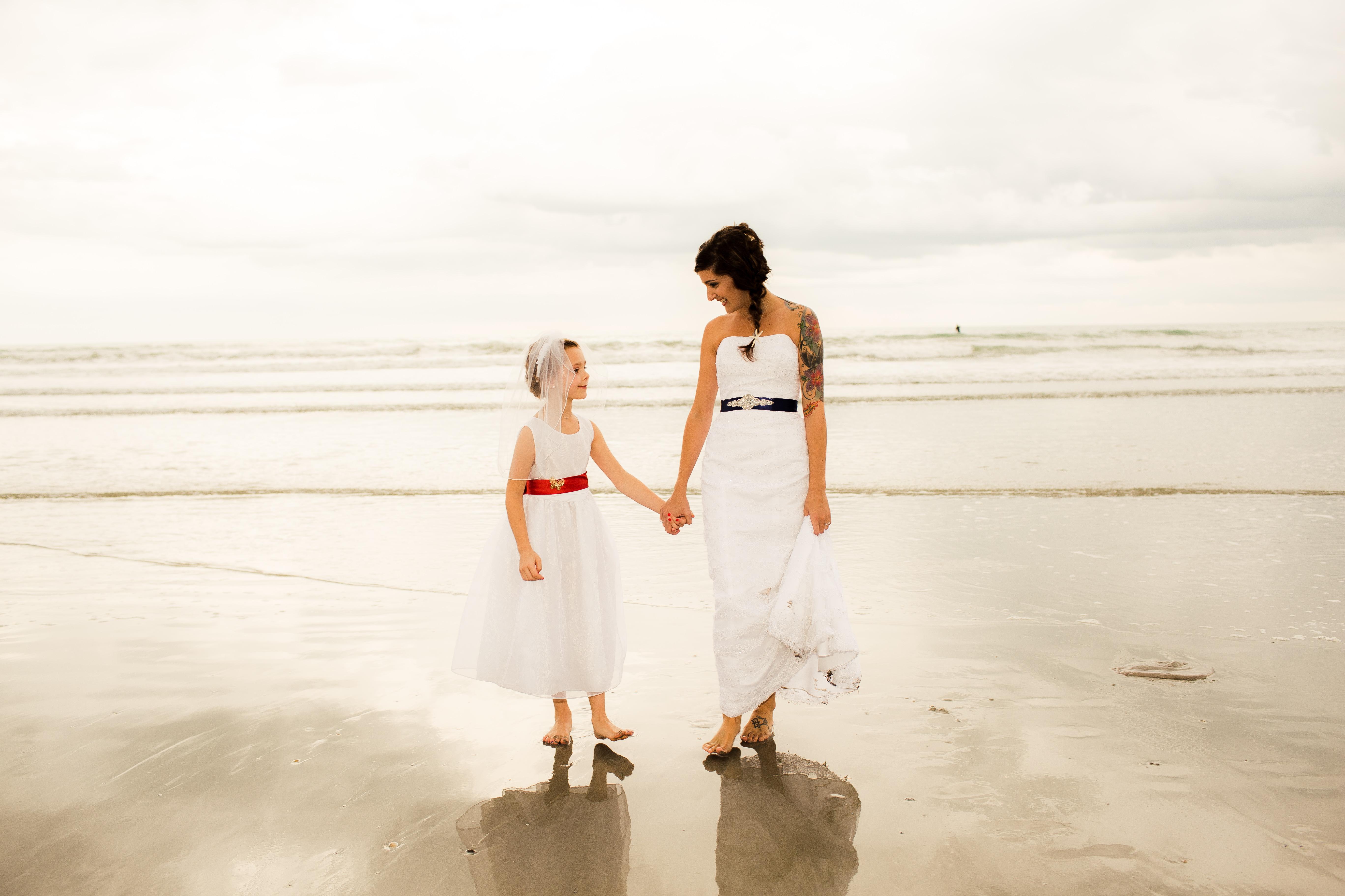 Hilton Cocoa Beach Oceanfront WeddingOrlando Wedding Photographers