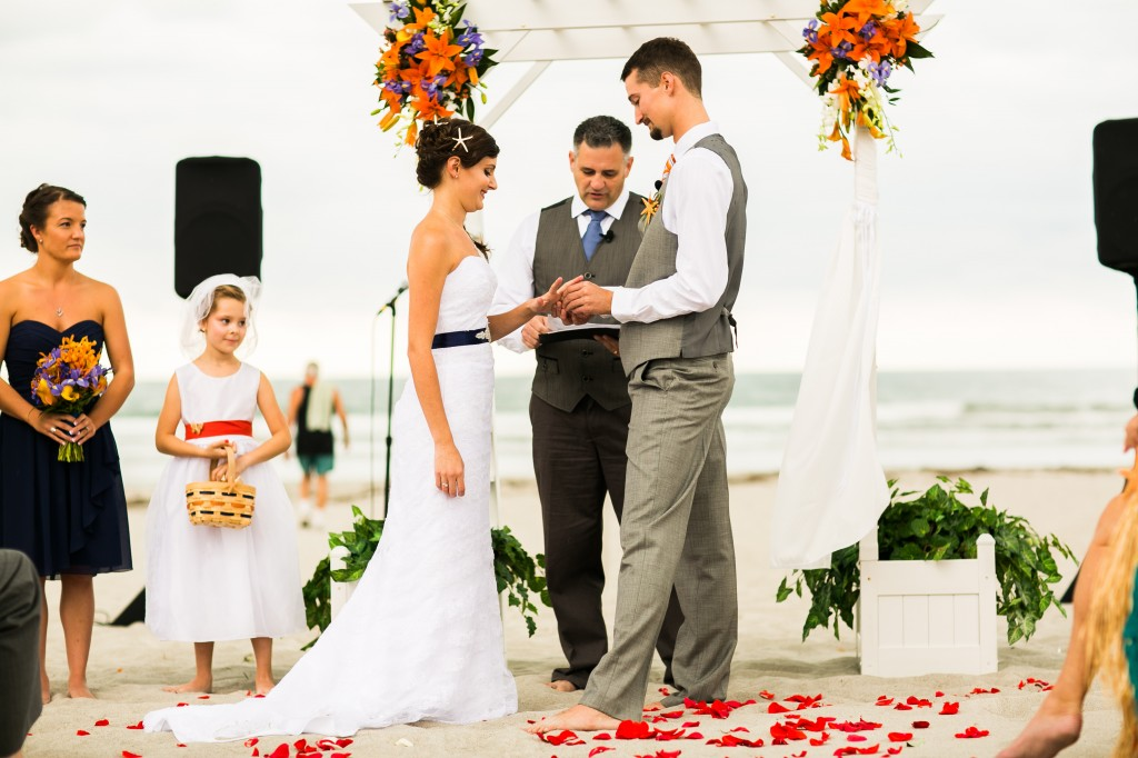 Hilton Cocoa Beach Oceanfront Wedding