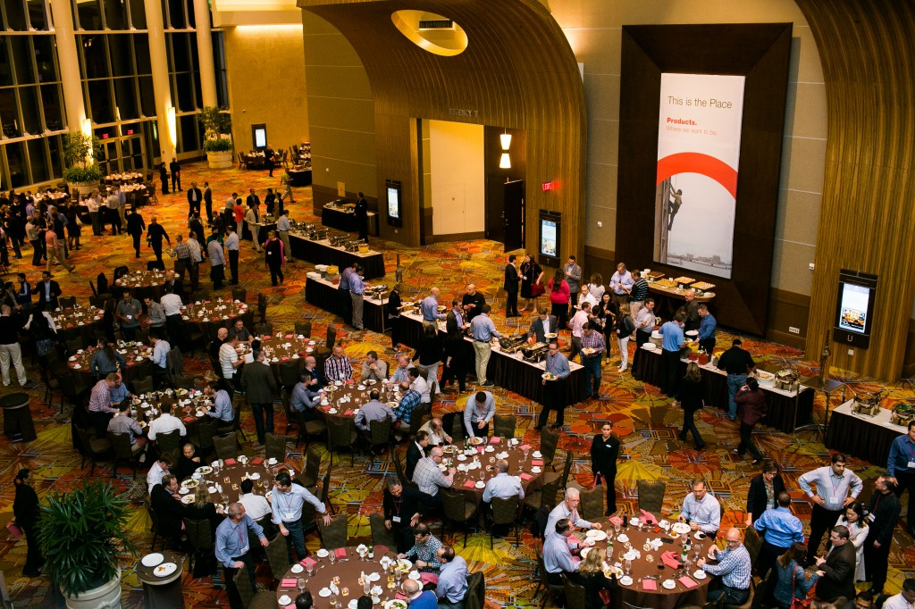 Honeywell corporate event