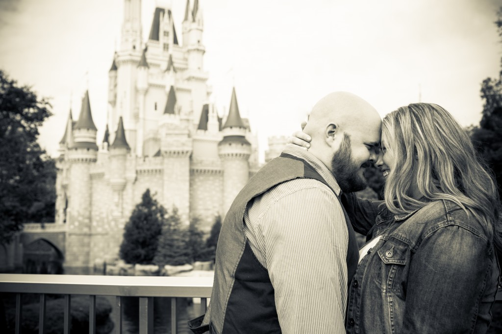 Disney engagement Photographer
