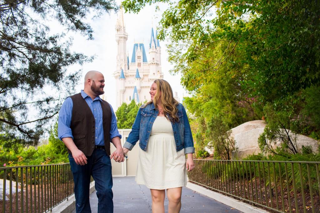 Disney engagement Photographer