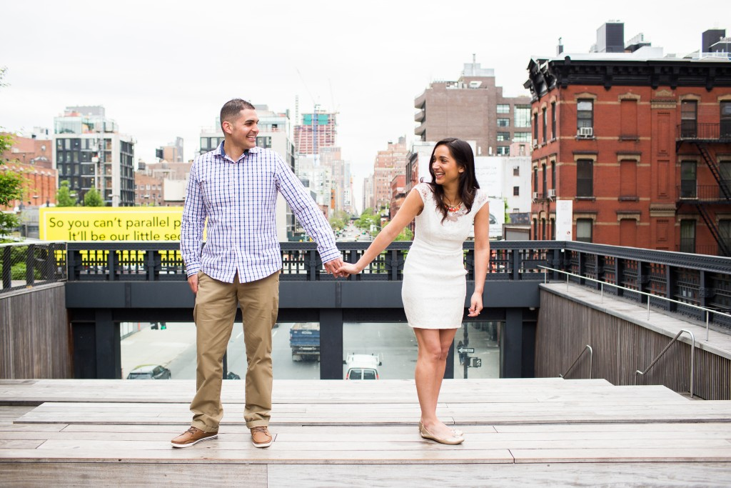 new york engagement photographer