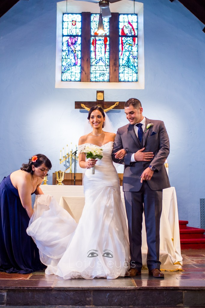 New York St. Patrick Church Wedding Photographer