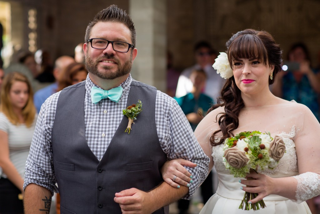 Maitland Art Center Wedding Photographers