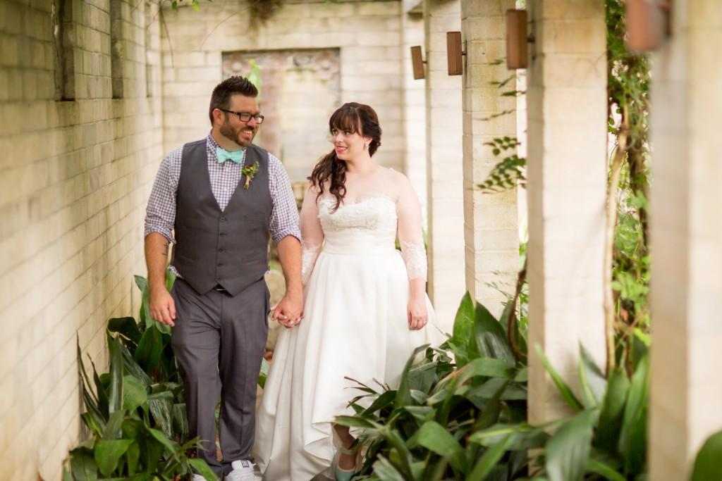 Maitland Art Center Wedding Photographer