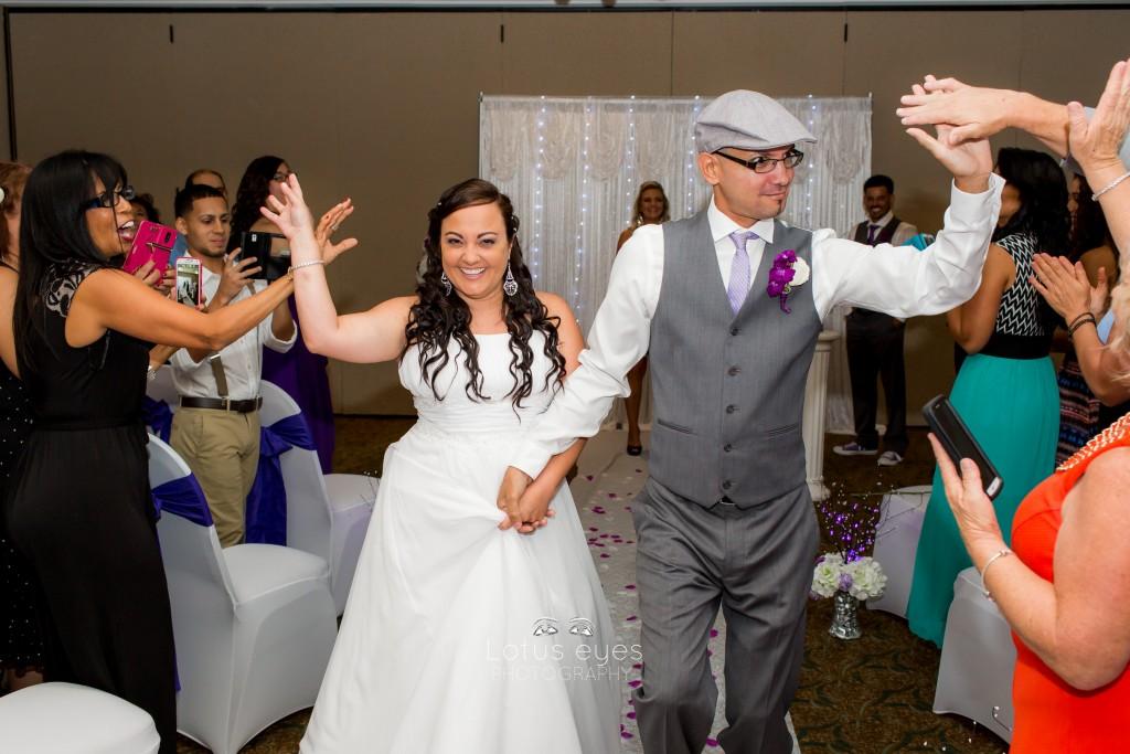 Wedding Photography at DoubleTree at Sea World