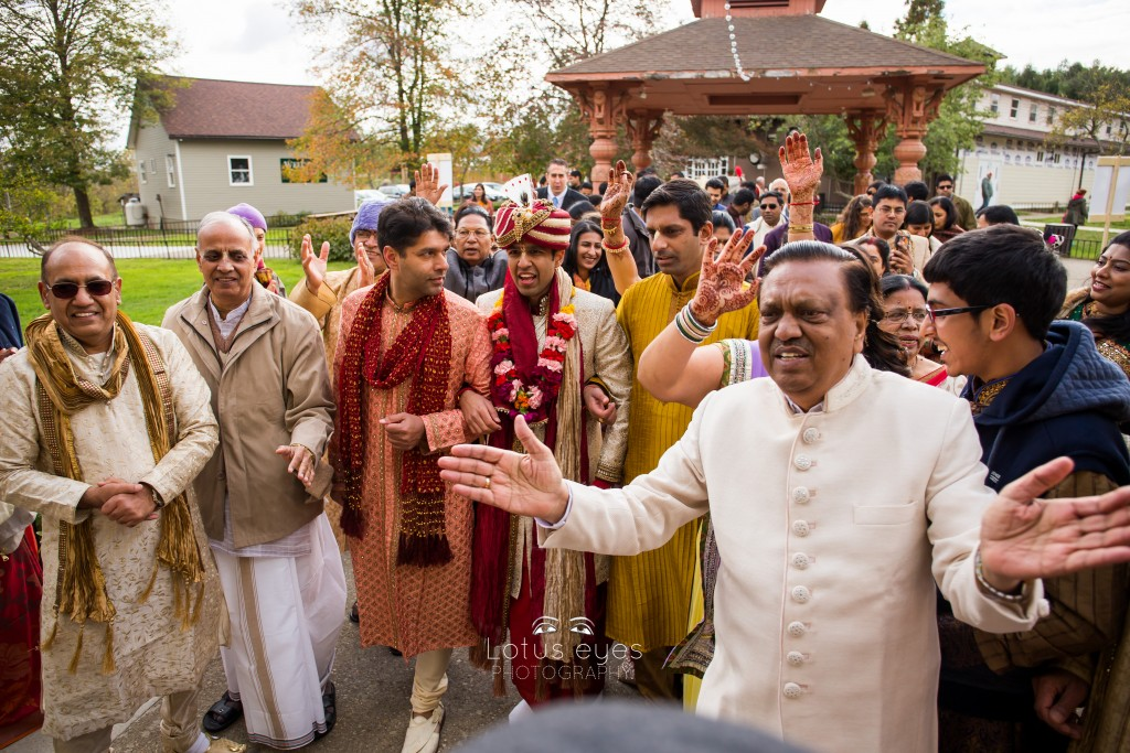 Indian Wedding at The Palace of Gold