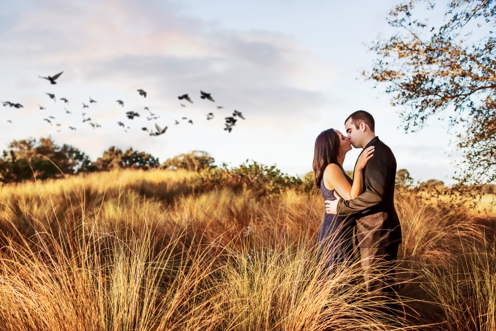 Mystic Dunes Resort Engagement Photographer