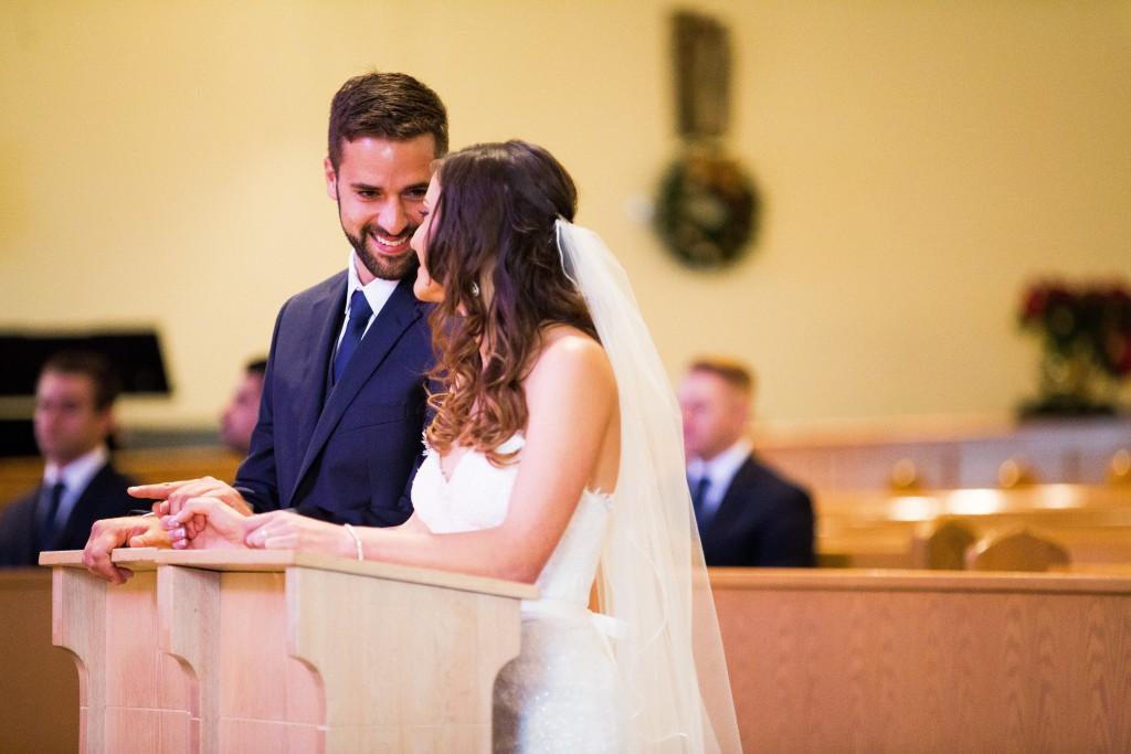 Holy Family Catholic Church Wedding Photography