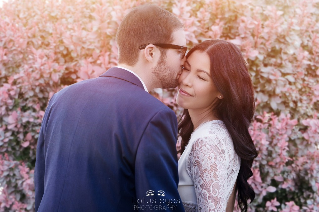 Amanda and Christopher's Park Ave Engagement Photography