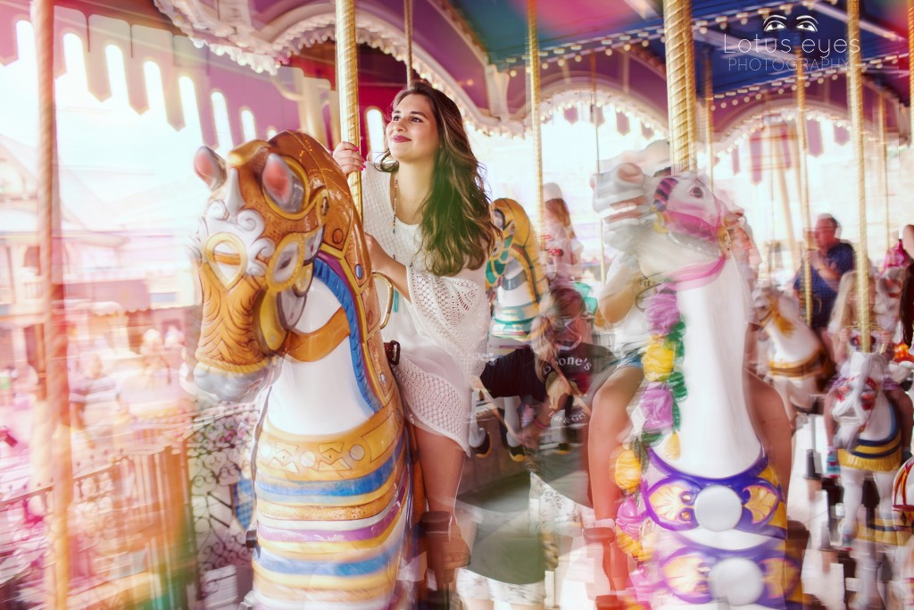 Magic Kingdom photo shoot
