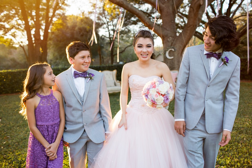 Orlando Quinceanera Photography