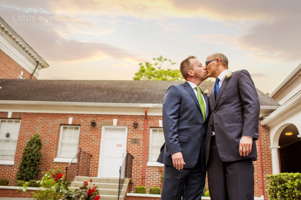 First congregational church gay wedding