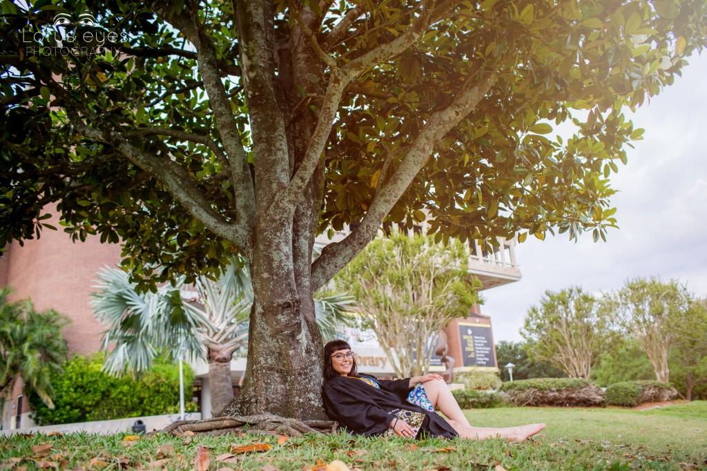 UCF Graduate Senior Pictures5