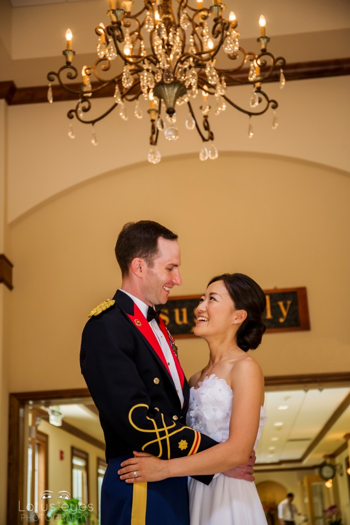 Formal Wedding pictures at Greenhill Presbyterian Church