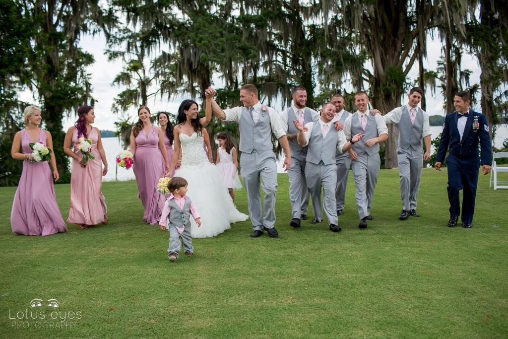Orlando Wedding Photographer Lotus Eyes Photography