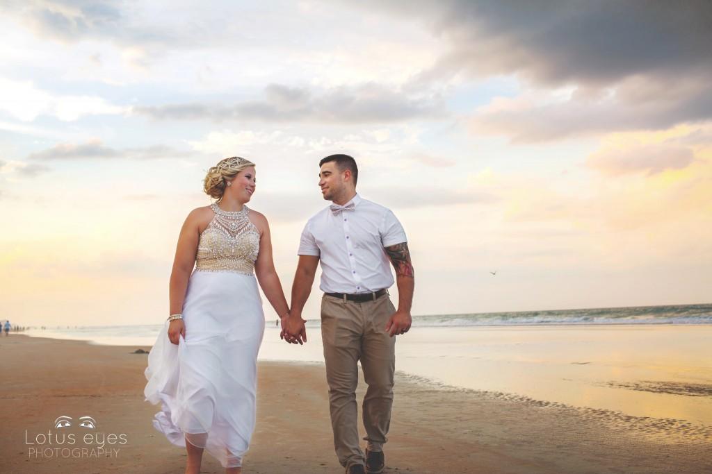 Katja and Andrew's Amazing Shores Resort and Spa Wedding