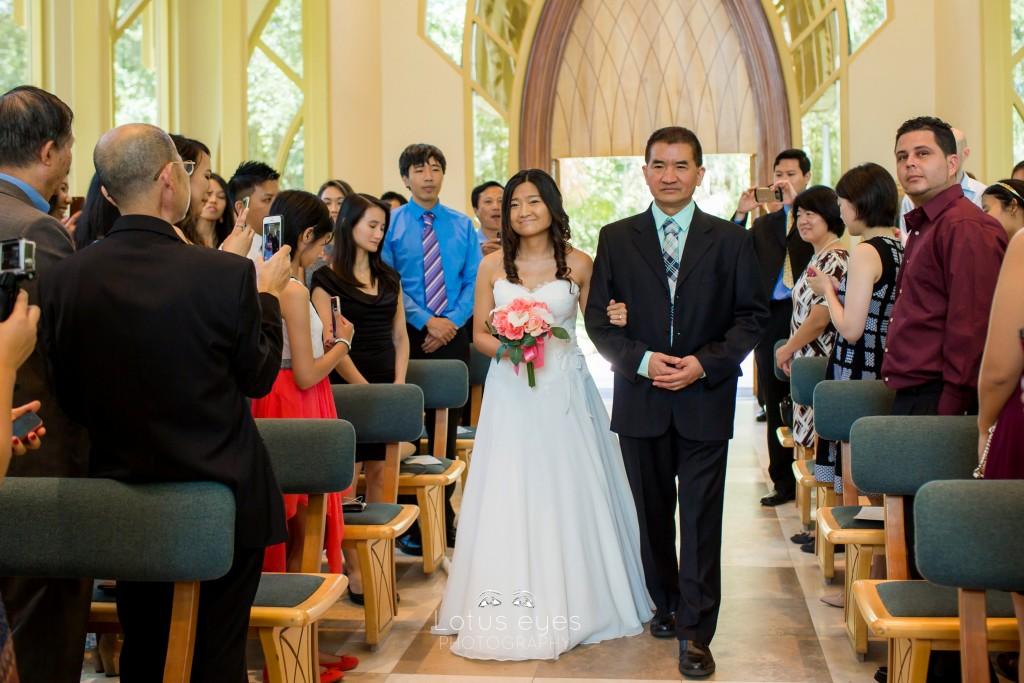 Baughman Center Wedding Photography
