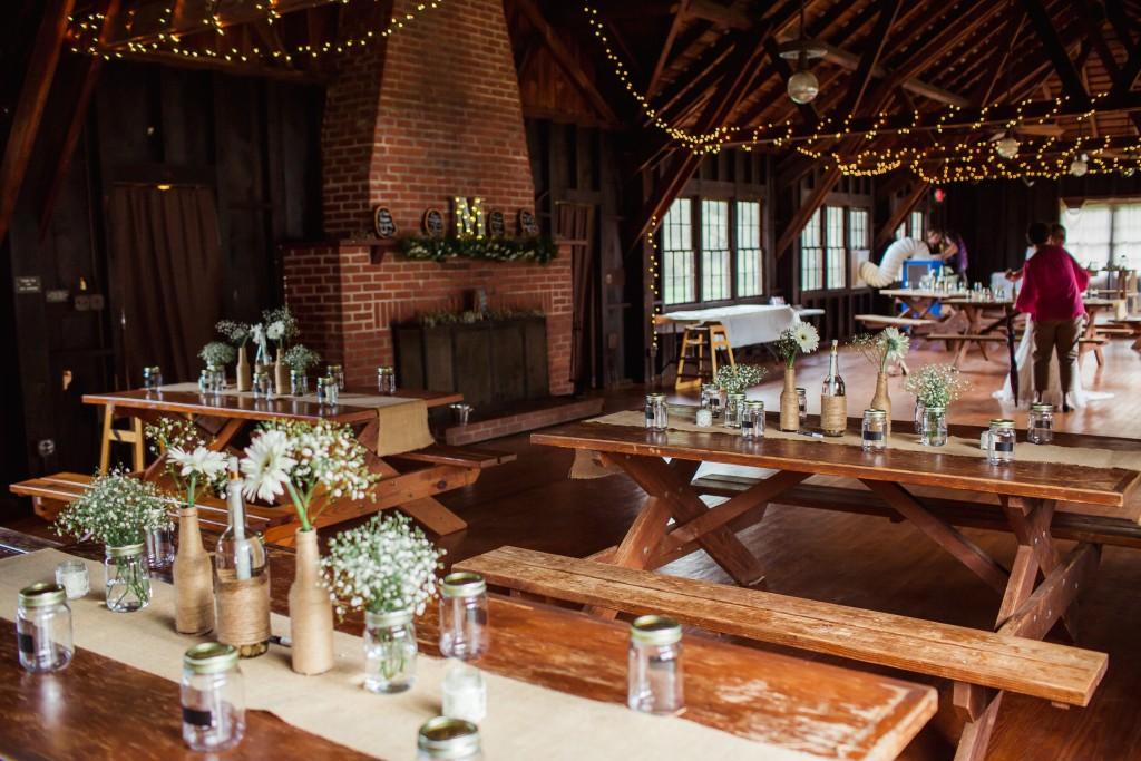 Doe Lake Campgrund Wedding