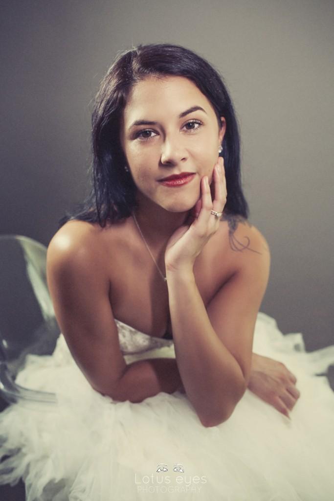 Orlando Studio Bridal Portraits