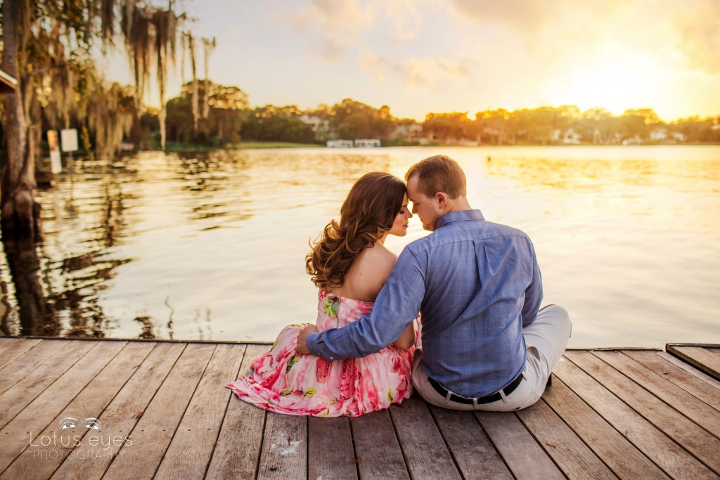 Best Engagement Photographer in Orlando