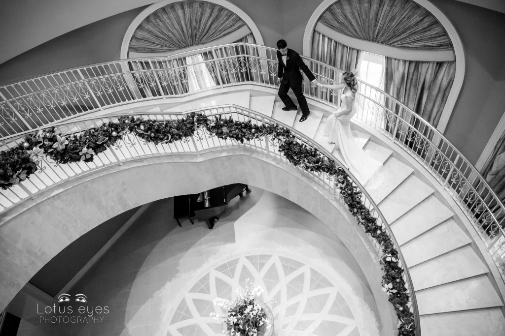 Loews Portofino Bay Hotel Wedding Photography