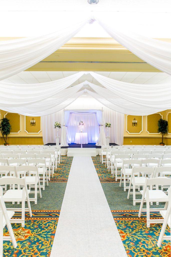 Rosen Plaza Hotel Wedding