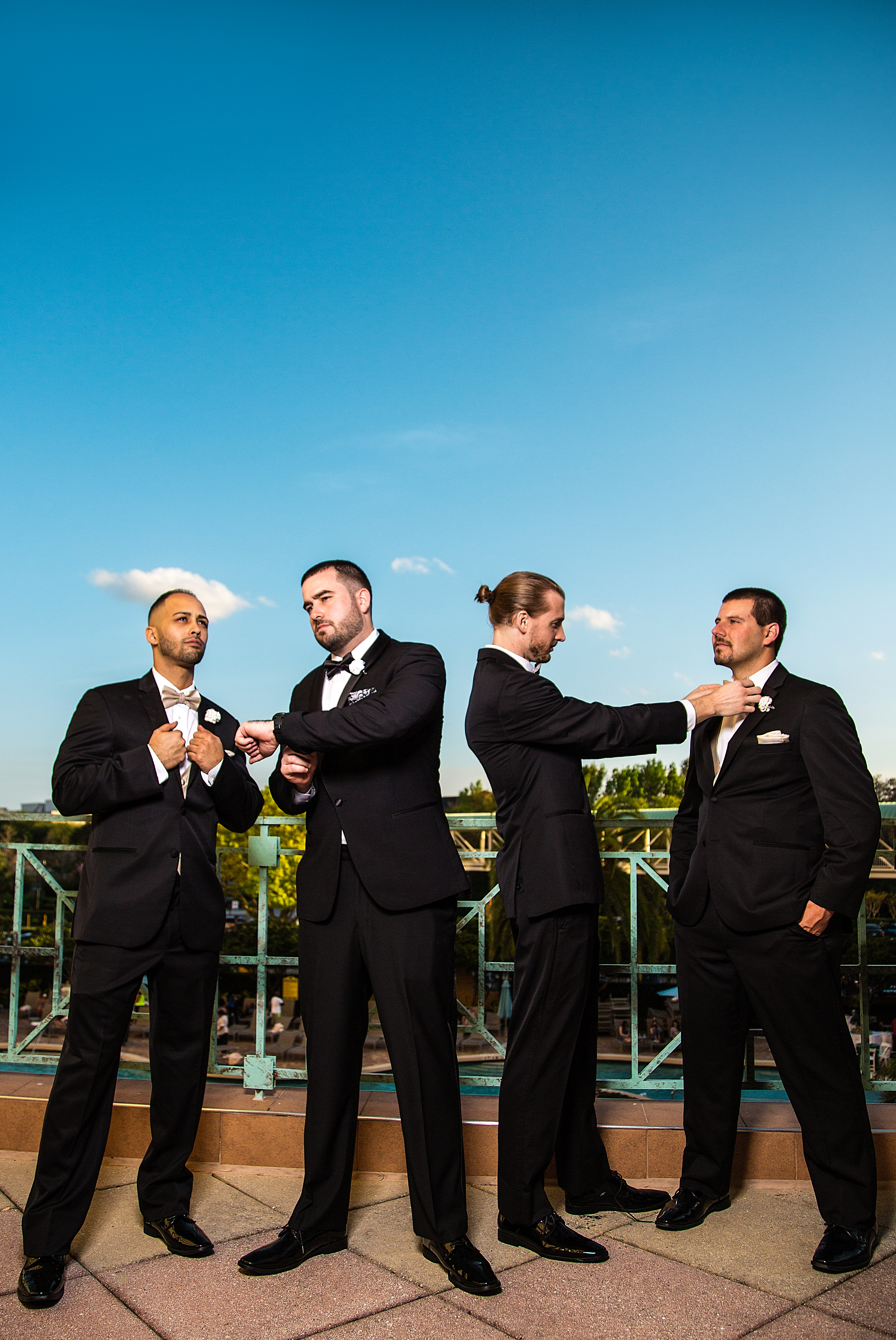 Creative wedding photographer orlando